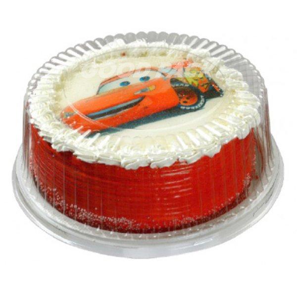embalagem média para bolo