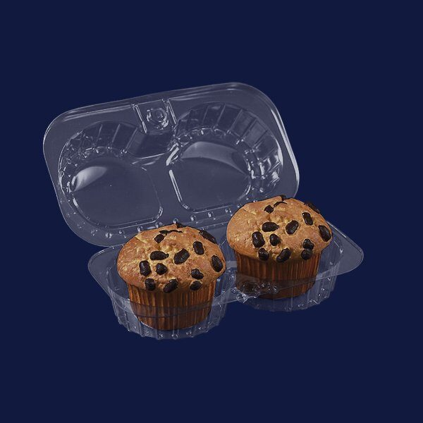 embalagem descartavel para cup cake