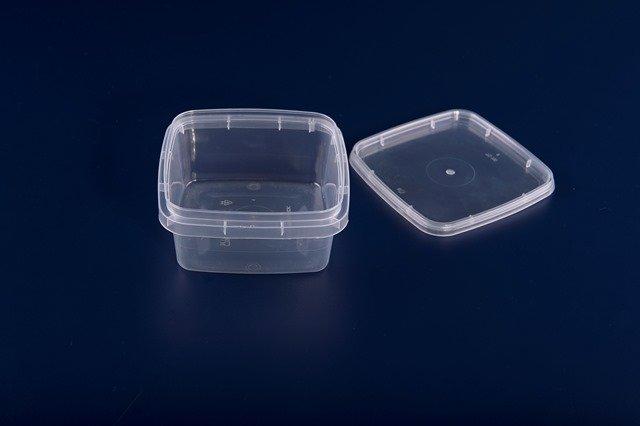 embalagem de plastico
