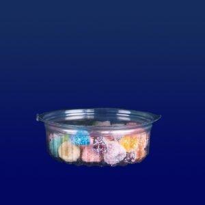 embalagem redonda para doces