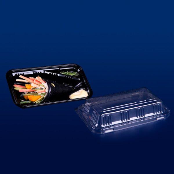 embalagens descartáveis para comida japonesa