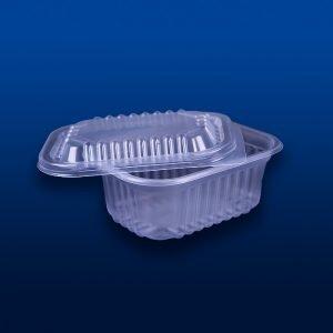 embalagem descartável para freezer e microondas