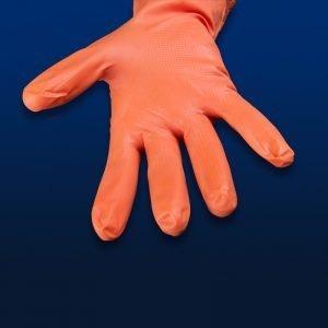 luva plastica anti derrapante