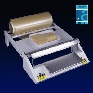 maquina aplicadora de filme para frios