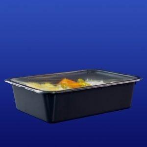 embalagem descartável para alimentos