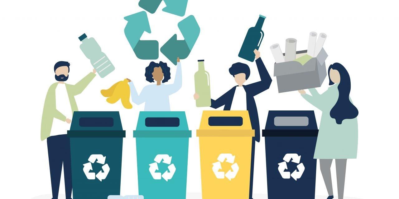 Curiosidade: Reciclagem de Plástico no Brasil