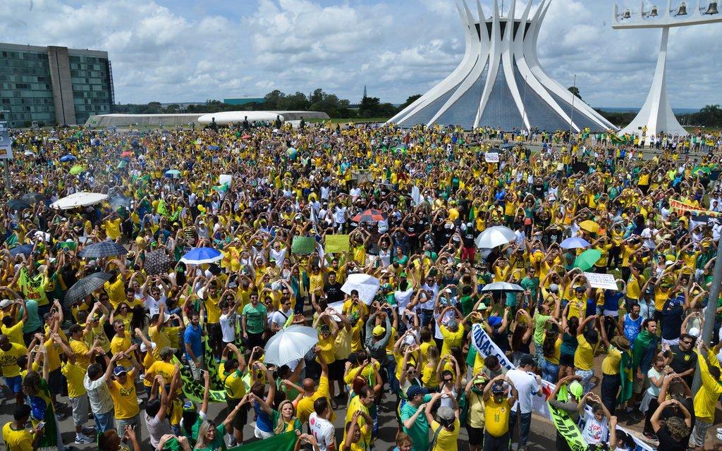 Mudança de comportamento no Brasil