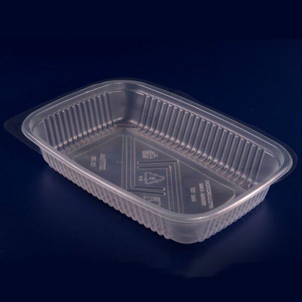 embalagem transparente para congelados