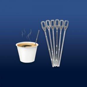 mini colher para café