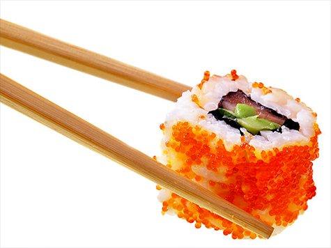 Embalagens para sushi