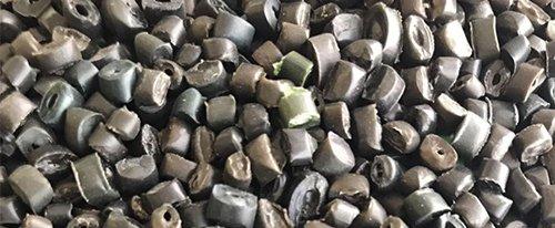polipropileno reciclado em graos