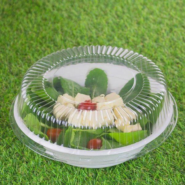 embalagem biodegradavel para saladas