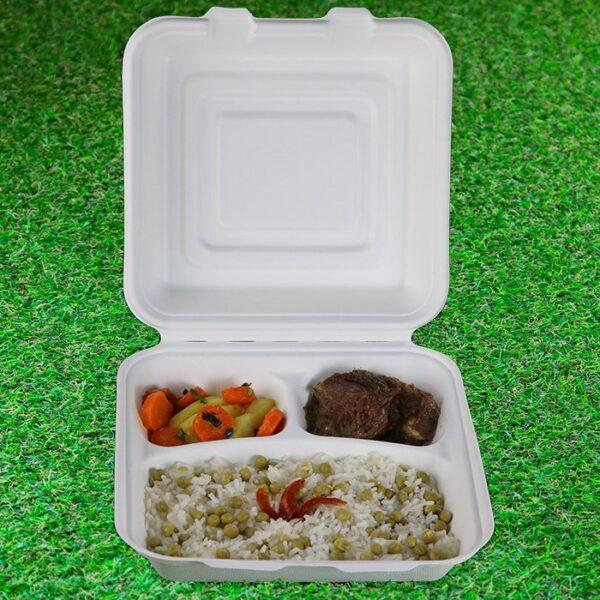 marmita biodegradavel para alimentos