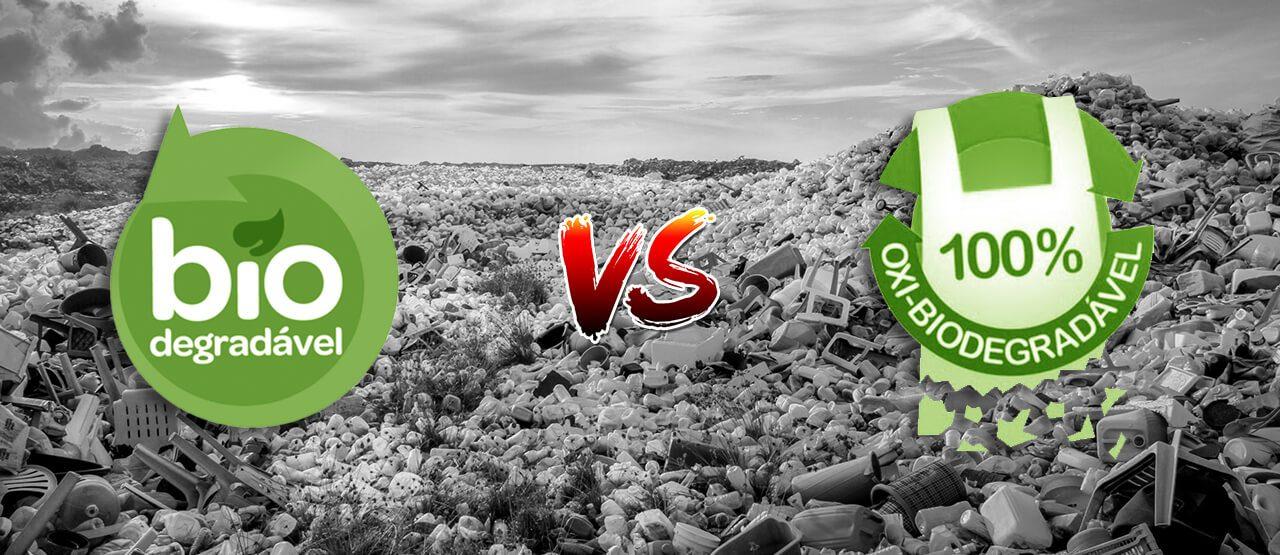 Embalagens Biodegradáveis ou Oxi-biodegradáveis?